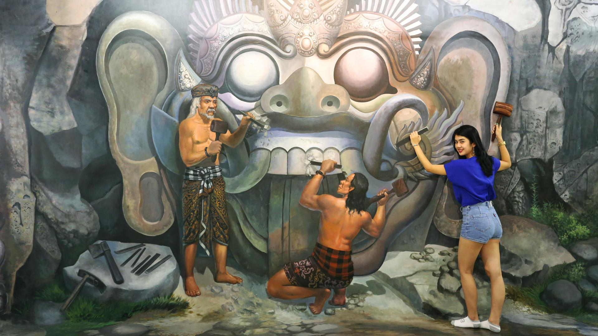 Museum Bali 3d Iambali To Travel To The 3d Museum Bali