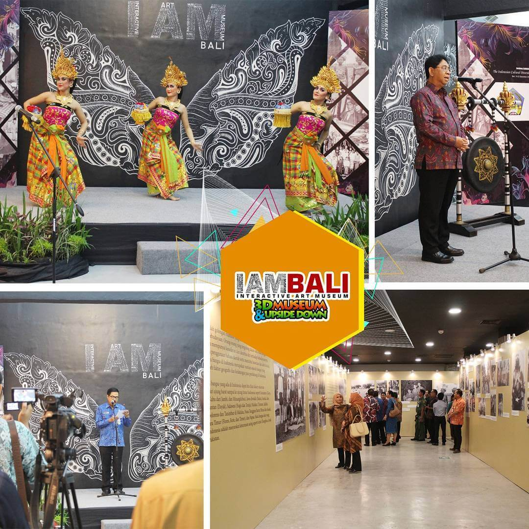 Archives of Indonesian Cultural Diversity  IAMBALI to travel to the 3D Museum